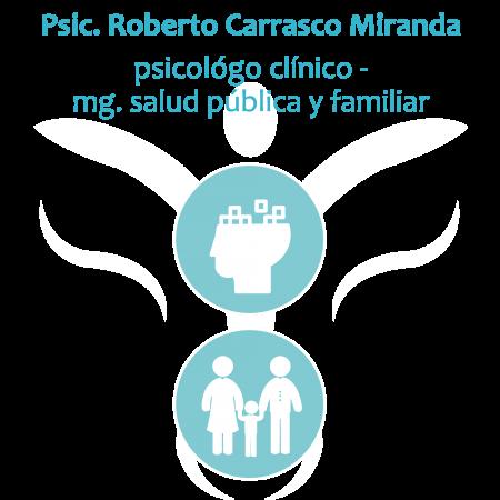 Psic. Roberto Carrasco Miranda