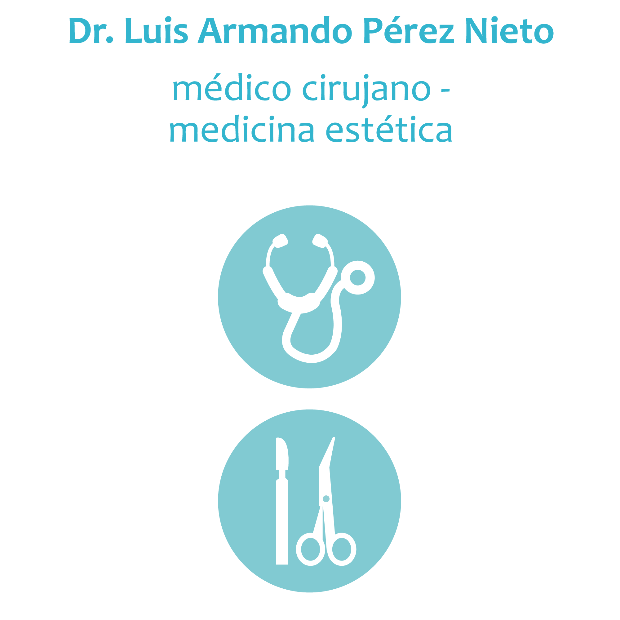 Dr. Luis Pérez Nieto